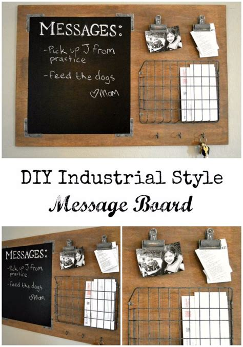 kitchen message board ideas 38 brilliant home office decor projects