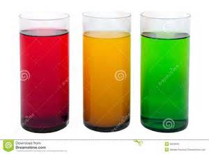 colored drinks colored drinks stock photos image 8224343