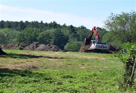camelot family farm subdivision construction begins at former camelot farm keep me current