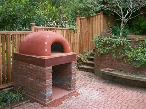 backyard oven 25 best ideas about build a pizza oven on pinterest