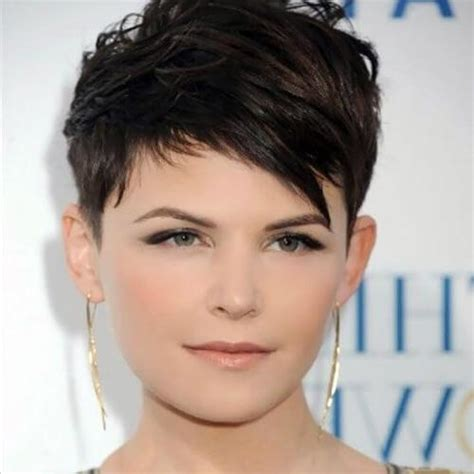 pixie cut for wide forehead 20 best of super short pixie haircuts for round faces