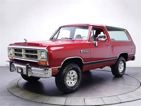 dodge ramcharger amazing pictures to dodge