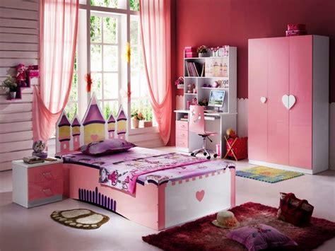 Tempat Tidur Cantik tempat tidur anak perempuan geraimebel