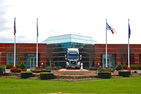 volvo trucks north america greensboro daily photo