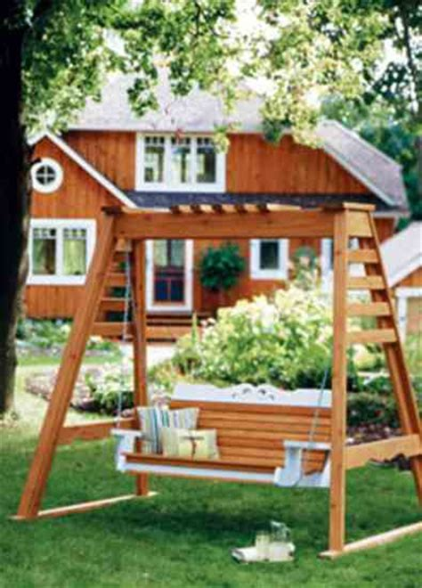 how to build a freestanding swing woodwork diy free standing porch swing plans pdf download