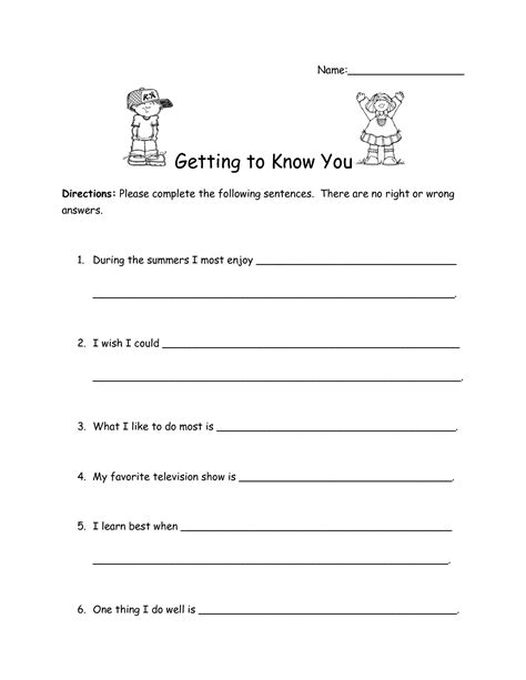 Getting To You Worksheet by 14 Best Images Of Worksheets About You Language