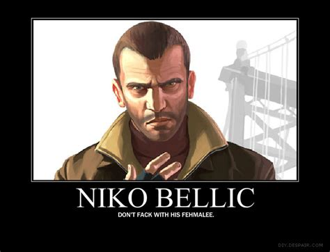 Niko And Meme - niko bellic