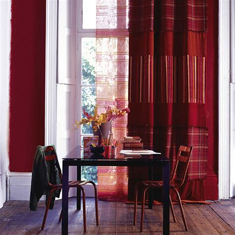 what color curtains with red walls 30 sexy red interiors inspirations that make your room