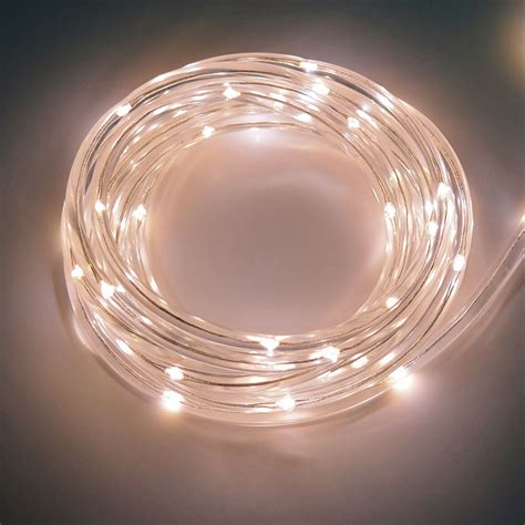 Battery Operated Rope Lights by Warm White Ropelight 15 Battery