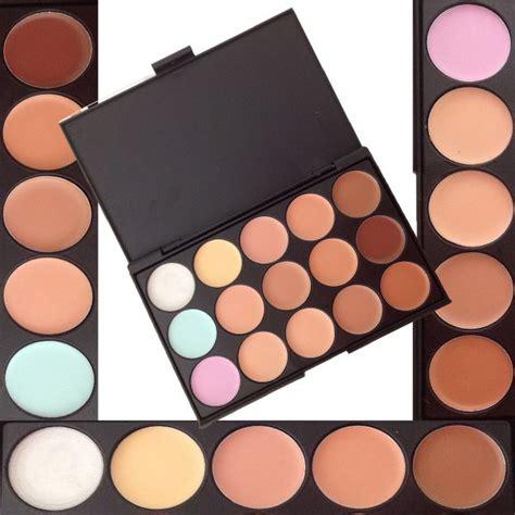 Concealer Pnf 15 colours corrector concealer contour palette 1 colour