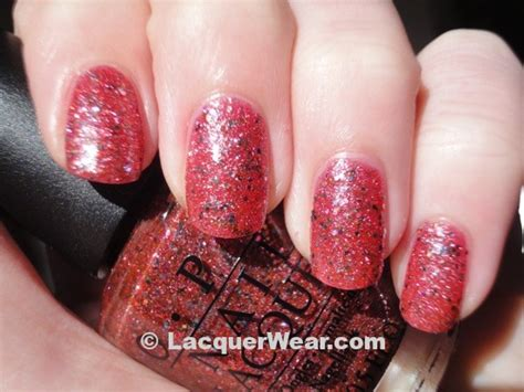 Opi Nail Excuse Moi opi muppets collection excuse moi swatch lacquerwear