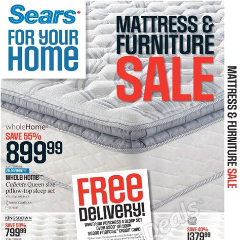 sears couches for sale sears weekly flyer mattress furniture sale may 31