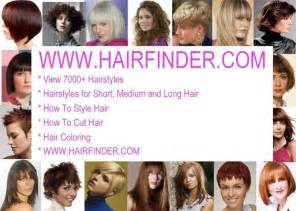 see yourself with different hair color bobs fringes and hairstyles on