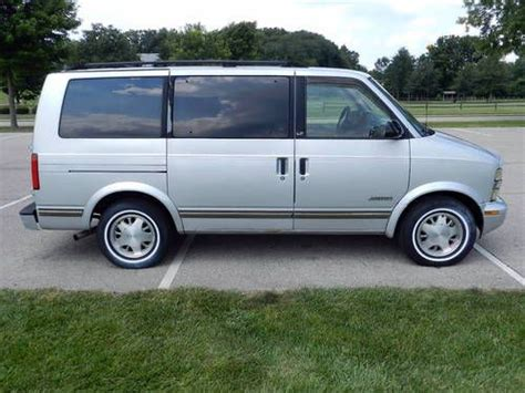 auto air conditioning repair 1995 chevrolet astro electronic throttle control find used 1995 chevrolet astro van clean ready to drive with rear air conditioning in bellbrook
