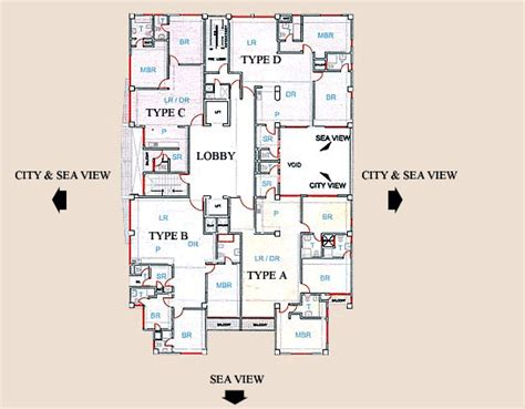 what is a floor plan typical apartment floor plan