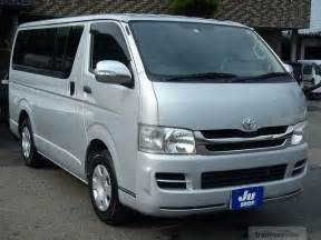 2010 Toyota Hiace Used Toyota Hiace 2010 For Sale Stock Tradecarview