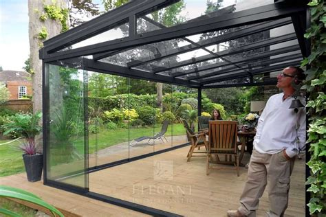 outdoor glass room glass rooms uk stunning glass garden rooms by