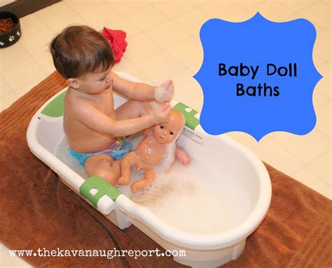 baby dolls that can go in the bathtub 8 winter boredom busters for 1 year olds
