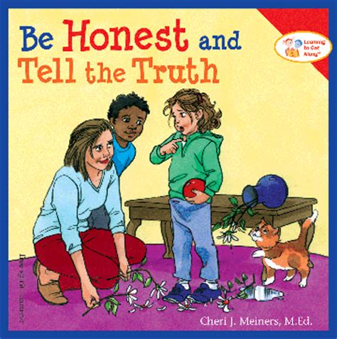 method being honest with your children books honesty thehonestone