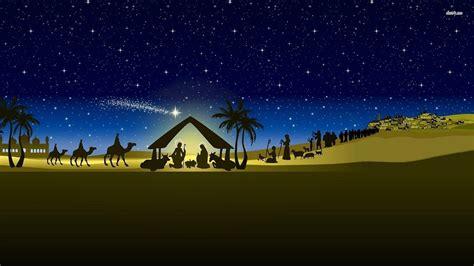powerpoint templates nativity free nativity scene background 183