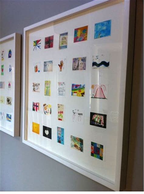 how to display kids art without making it bothersome 17 best images about displaying kids art on pinterest