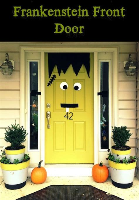easy home halloween decorations 30 awesome diy halloween decor ideas you can try this year
