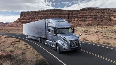 how much is a new volvo truck volvo s new semi trucks now have more autonomous features