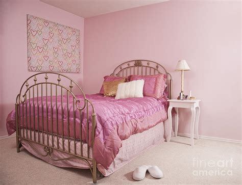 big pink bedroom pink bedroom interior photograph by jetta productions inc