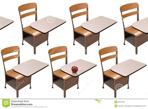 Desks In Rows by School Desk Clipart Clipart Suggest
