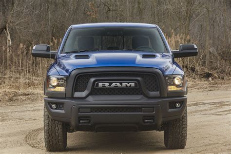 pictures of dodge ram 1500 2017 ram 1500 rebel blue streak picture 712429 truck