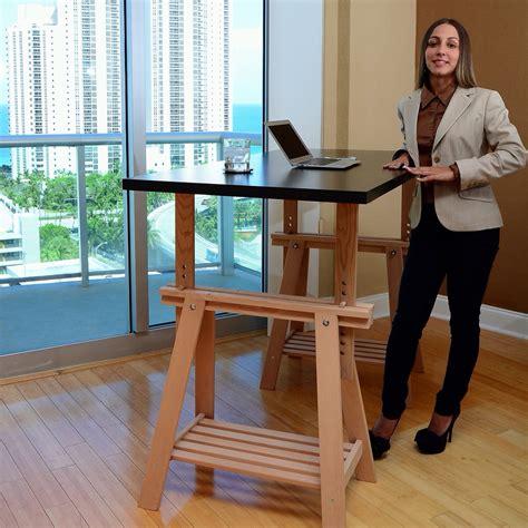 Diy Standing Desk Diy Give Away
