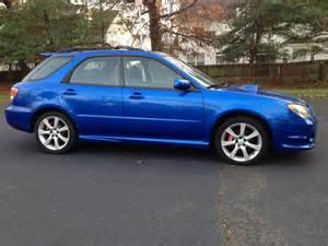 2006 Subaru Wrx Wagon 2006 Subaru Impreza Wrx Pictures Cargurus