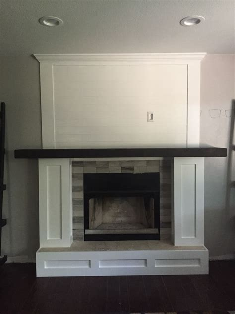 Diy Fireplace Remodel by 53 Best Images About Fireplace Remodel On