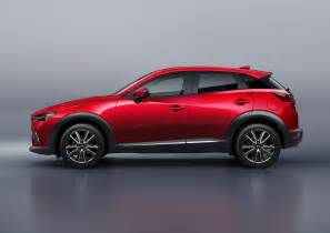 2016 mazda cx 3 is a crispy looking small cuv 50 photos