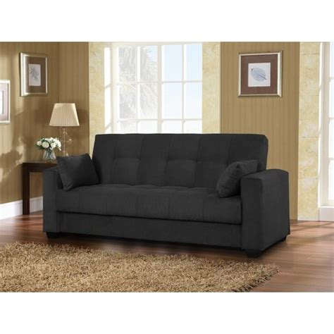 lifestyle solutions sofa bed lifestyle solutions sofa bed gray target