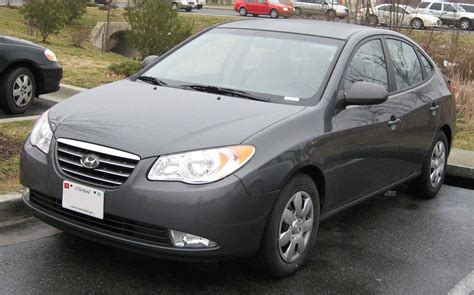 2008 Hyundai Elantra Manual by 2008 Hyundai Elantra Se Sedan 2 0l Manual