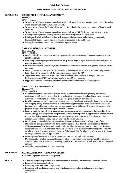 Darpa Program Manager Sle Resume by Darpa Program Manager Sle Resume Loan Collector Cover Letter
