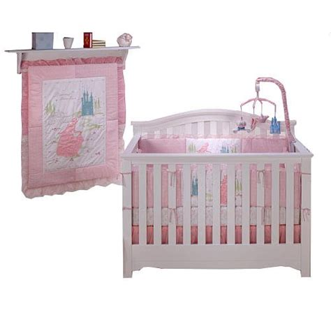Disney Baby Princess Dreams Come True 11 Piece Crib Baby Princess Crib Bedding