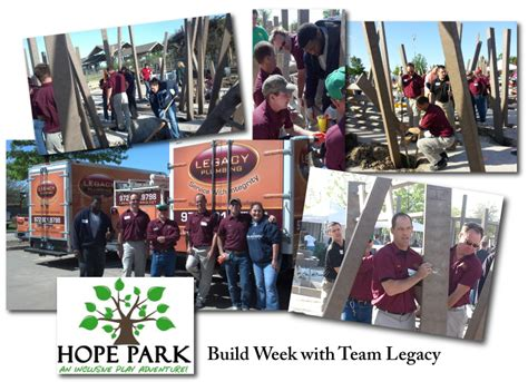 Legacy Plumbing by Legacy Plumbing Work Play For The Community