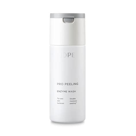 Iope Pro Peeling Enzyme Wash 40g iope pro peeling enzyme wash 40g korean cosmetic skincare