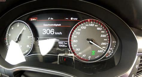 audi r8 max speed abt audi s7 top speed run