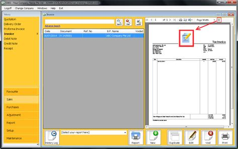 screen layout editor docadmin role oci accounting system
