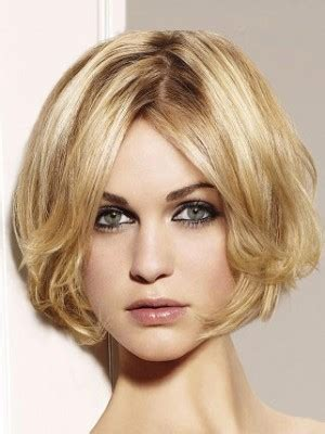 images of bouncy bob haircut sweetheart golden short wavy bouncy bob hairstyle capless