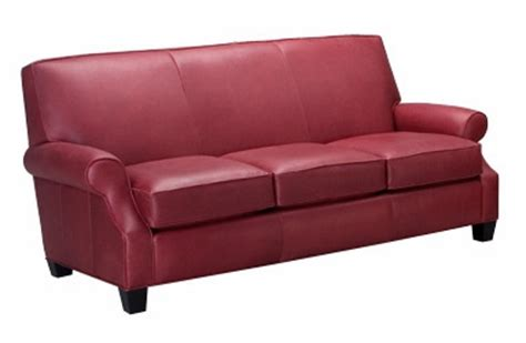 tight back leather sofa transitional tight back leather sofa w rolled arms