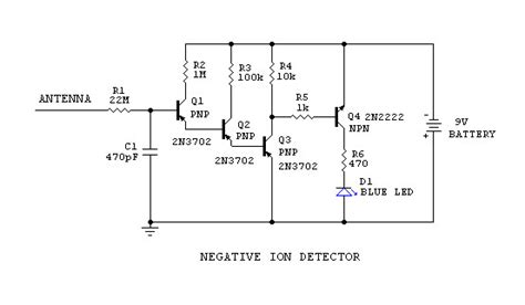 Negative Ion L by Photo Quot Negative Ion Detector Quot In The Album Quot Misc Circuits