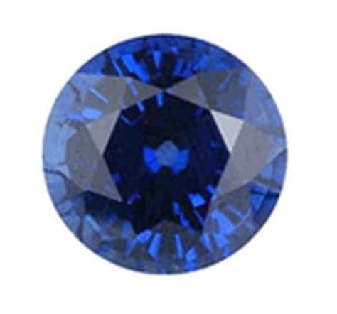 Black Sapphire 12 5ct blue sapphire cut 5mm gem gemstone ebay