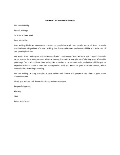 Cover Letter Sle For Zara cover letter and cv 28 images sle cover letter