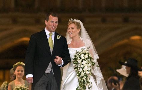 peter phillips to autumn kelly at st georges chapel in windsor royal wedding peter phillips weds autumn kelly telegraph