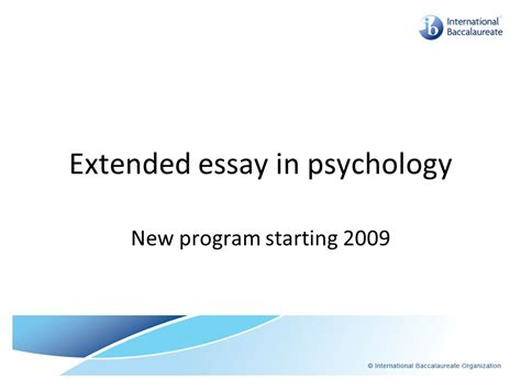 writing papers in psychology psychology essay extended topic finding best free