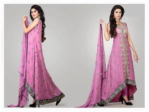 latest party wear frocks dresses 2014 for girls cotton and silk uae party wear frocks 2014 for women